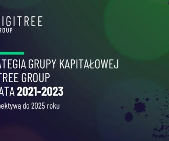Strategia Grupy Kapitałowej Digitree Group na lata 2021-2023 z perspektywą do 2025 roku
